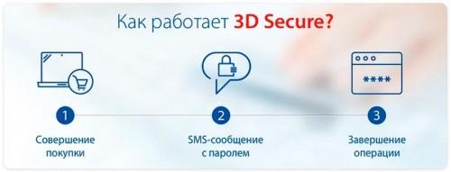 3-D Secure - безопасность вашей карты - «Автоградбанк»