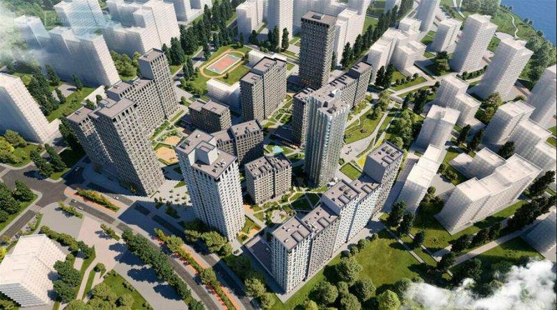 Новикомбанк предлагает ипотеку на новостройки в жилом квартале ALIA - «Новикомбанк»