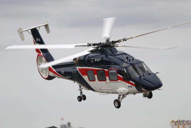 Новикомбанк приступил к финансированию серийного производства вертолетов Ка-62 - «Новикомбанк»