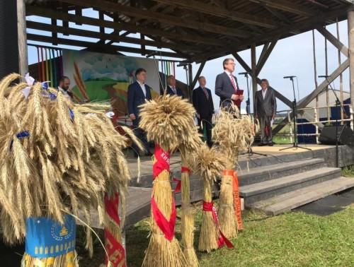 Автоградбанк поздравил фермеров Удмуртии с 30-летием фермерского движения в республике. - «Автоградбанк»