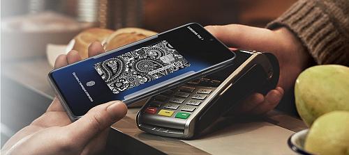 Новикомбанк подключил для держателей карт «Мир» оплату с помощью Samsung Pay - «Новикомбанк»