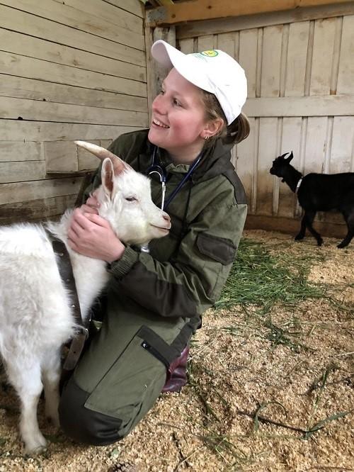 «Врач лечит человека, а ветеринар – человечество»: моя мечта – вылечить всех животных, не бояться трудностей и смело шагать вперед - «Интервью»
