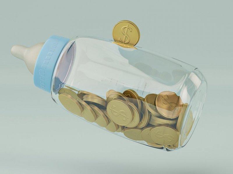 #оденьгахпросто: как собрать инвестиционный портфель для ребенка - «Тема дня»